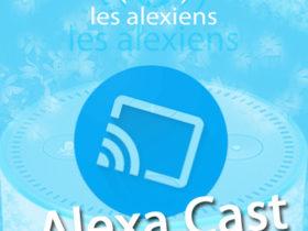 Alexa Cast sur Amazon Music et Amazon Echo