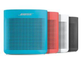 Test de l'enceinte Bose SoundLink Colour 2 sur Amazon Echo Dot
