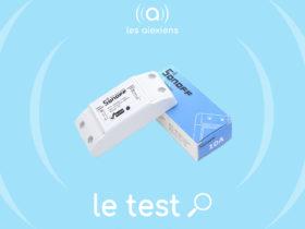 Test, avis, et tutoriel Sonoff Basic avec Alexa Echo