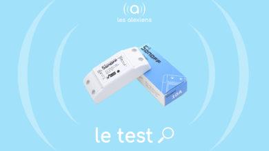 Photo of [TEST] Sonoff Basic Wi-Fi : un interrupteur connecté polyvalent