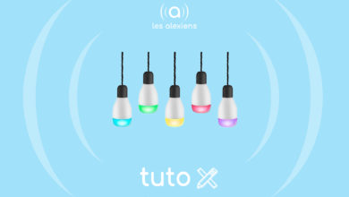 Photo of [TUTORIEL] Groupe d'ampoules sur l'appli Alexa
