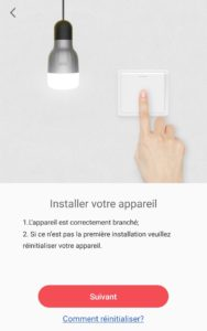 Test Yeelight YLDP03YL et tutoriel d'installation