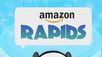 Photo of Amazon Rapids bientôt compatible Alexa