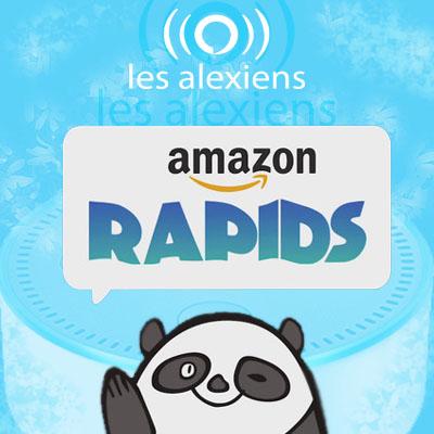 Un service de lecture pour enfants avec Amazon Alexa