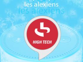 Skill France Inter High Tech sur Amazon Alexa