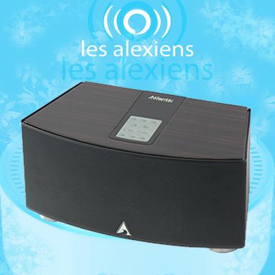 Enceinte wifi compatible Amazon Alexa