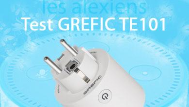 Photo of [TEST] Prise connectée Wi-Fi GREFIC TE101 : La Smart Socket EU Mini
