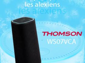 Thomson présente une enceinte Alexa