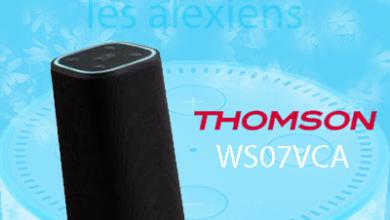 Photo of Thomson annonce une enceinte connectée Alexa