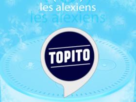 Test de la skill Topito pour Amazon Alexa