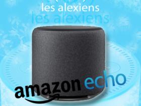 Amazon Echo Sub Subwoofer avec Amazon Alexa