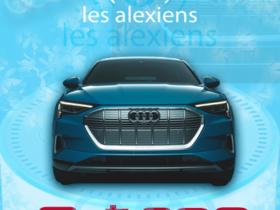Audi e-Tron compatible Amazon Alexa
