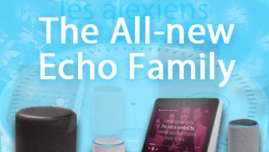 Photo of Gamme Echo : avalanche de nouveautés chez Amazon