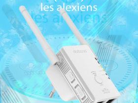 Test du répéteur, routeur et amplificateur de Wi-Fi