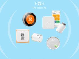 Tests, avis et prix des thermostats connectes compatibles Alexa : Sowee, Nest, Netatmo