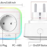 Prise GBLife RGBW compatible Alexa