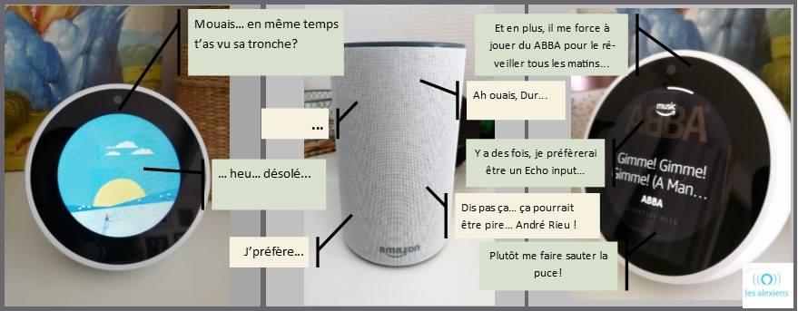 Alexa au naturel, une BD sur Amazon Alexa par Jean-Christophe Levescot