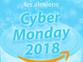 Cyber Monday Amazon 2018 : bons plans pour Amazon Alexa