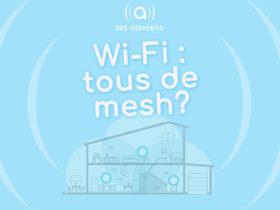 Un systeme mesh wifi maille: c'est quoi? Le fonctionnement avec alexa d'amazon et echo