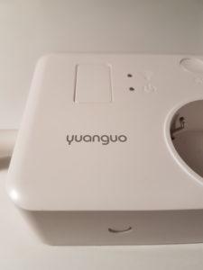 Test multiprise Yuanguo parasurtension et parafoudre avec Amazon Alexa et Smart Life