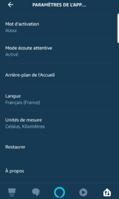 Mode écoute attentive Amazon Alexa 2