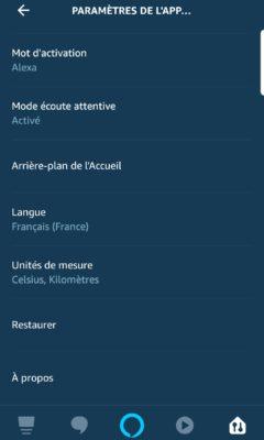 Mode écoute attentive Amazon Alexa 2