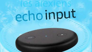Photo of Amazon Echo Input : disponible en précommande
