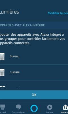 tutoriel création de routines avec Alexa 5
