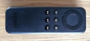 Télécommande Fire TV Stick d'Amazon