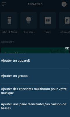 tutoriel création de routines avec Alexa 2