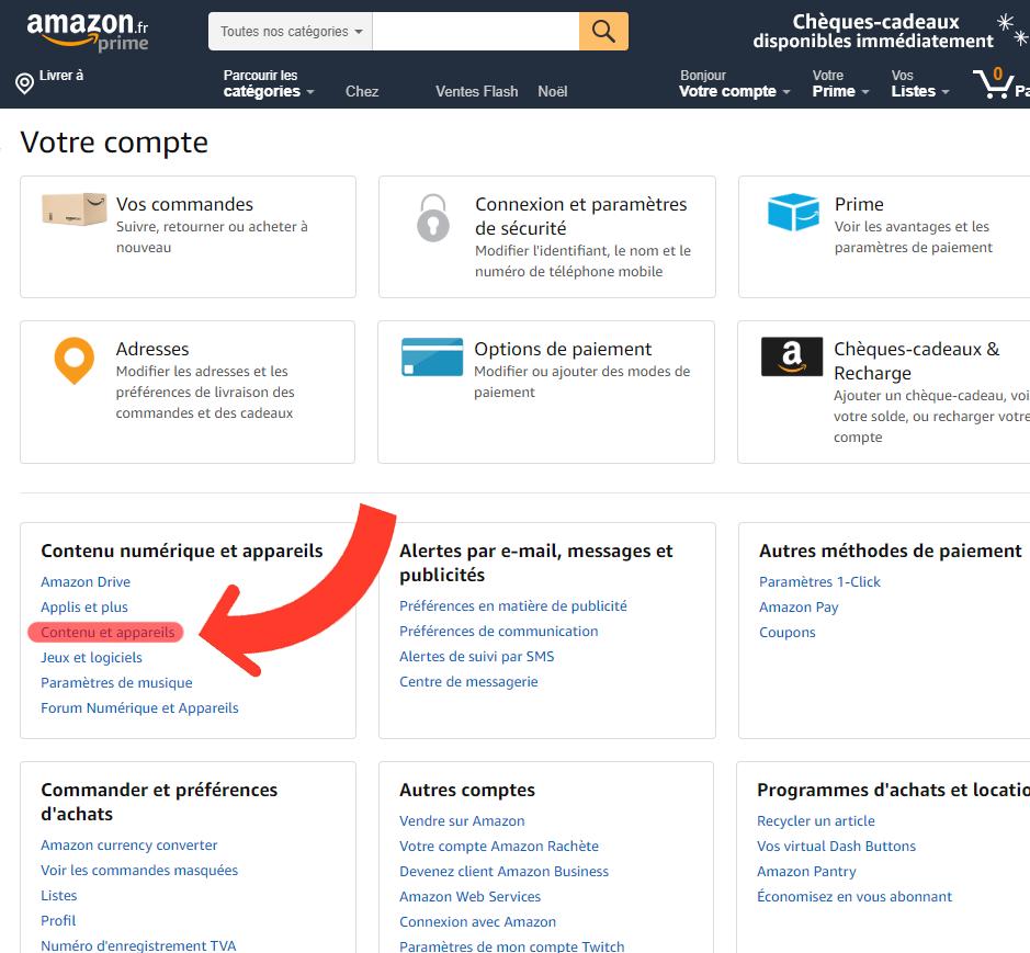 Modifier le pays sur Alexa et Amazon Echo pour vos skills partie 3
