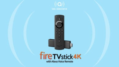 Photo of Fire TV Stick : la 4K et Alexa enfin disponibles en France