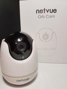 Test de la caméra IP Netvue Orb Cam avec Alexa