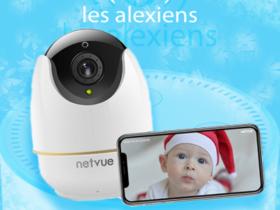 Test, avis de la caméra Netvue Orb Cam 720p