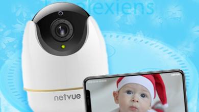 Photo of [TEST] Netvue Orb Cam 720p : une petite caméra qui joue dans la cour des grands