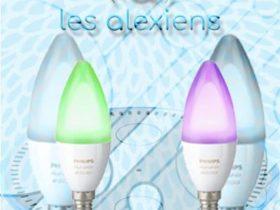 Test et avis complet sur les ampoules connectées Philips Hue White and Color E14