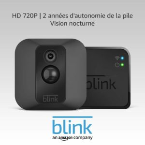 Test avis et prix de la caméra Blink XT avec Amazon Echo