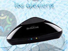 Test avis et prix du Broadlink RM pro + avec Amazon Alexa et contrôle des appareils IR avec Amazon Echo