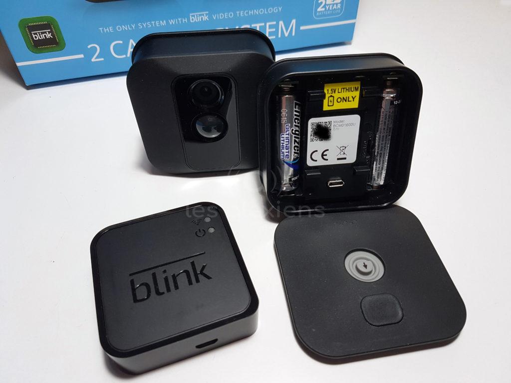 Test, prix et avis des caméras Blink avec Amazon Alexa et Echo Spot