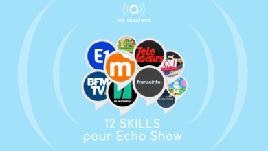 Photo of [SKILLS] 12 Skills à utiliser avec vos Amazon Echo Show !