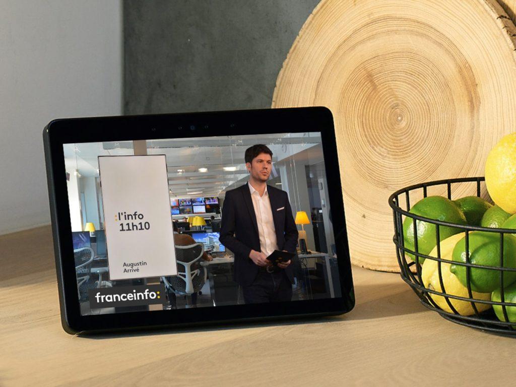 Test avis et prix d'Amazon Echo Show 2