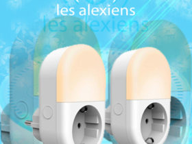 Panamalar : test avis prix prise veilleuse Alexa Amazon Echo