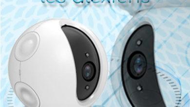 Photo of [TEST] Caméra EZVIZ ez360/ C6C: la caméra au doigt et à l'œil!