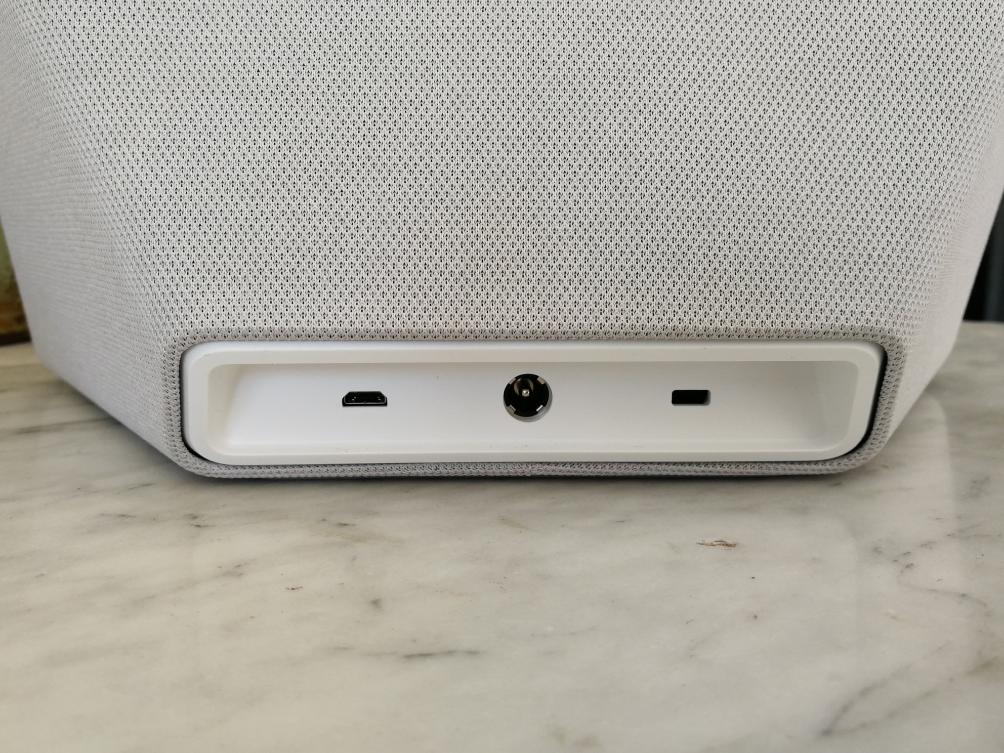 Test Amazon Echo Show 2ème génération couleur blanc