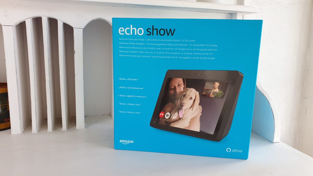 Test et avis du nouvel Echo Show 2 d'Amazon