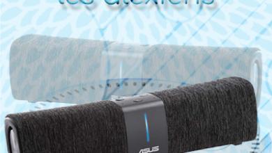 Photo of Asus Lyra Voice : un routeur avec Alexa intégrée