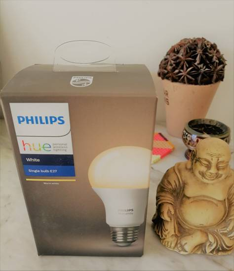 Test Philips Hue White 9W ampoules connectée pour Amazon Echo Alexa