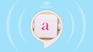 Photo of [SKILL] J'apprends l'alphabet