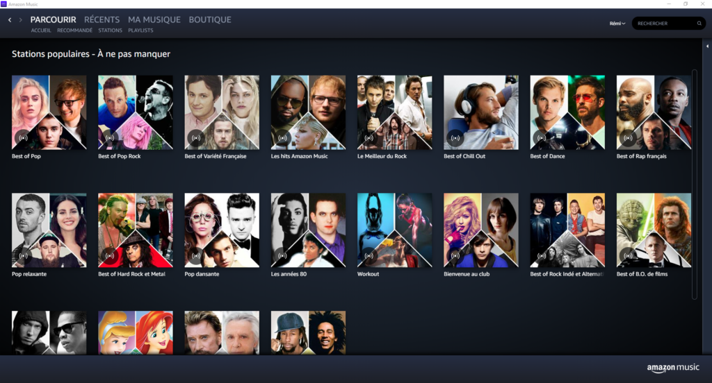 Amazon Music gratuit sur Amazon Echo et Alexa