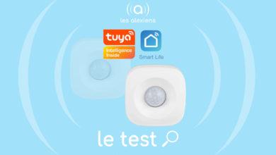 Photo of [TEST] PIR Sensor Tuya : un détecteur de présence Smart Life générique